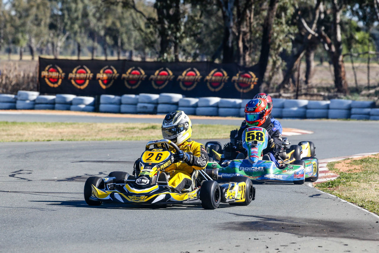 team building karting